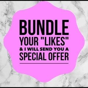 Other - 💕🛍 Bundle Your Likes 🛍💕